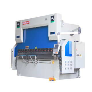 WE67K CNC Press Brake - CybTouch 12 ( 3+1 Axis)