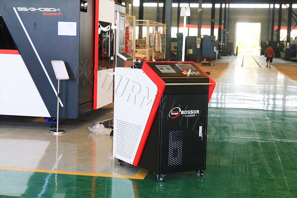 Talking about the classification of Hand-Held Fiber Laser Welding Machine