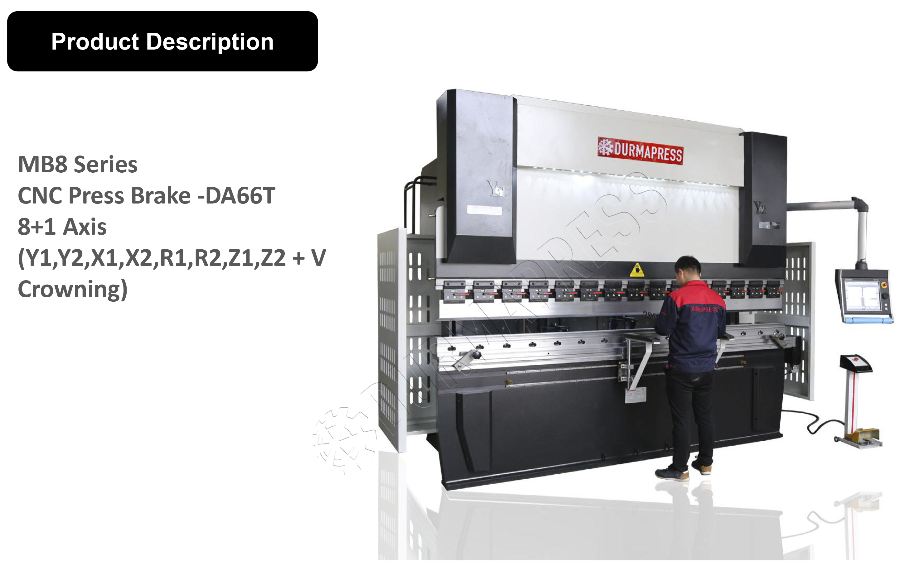 What is CNC Press Brake