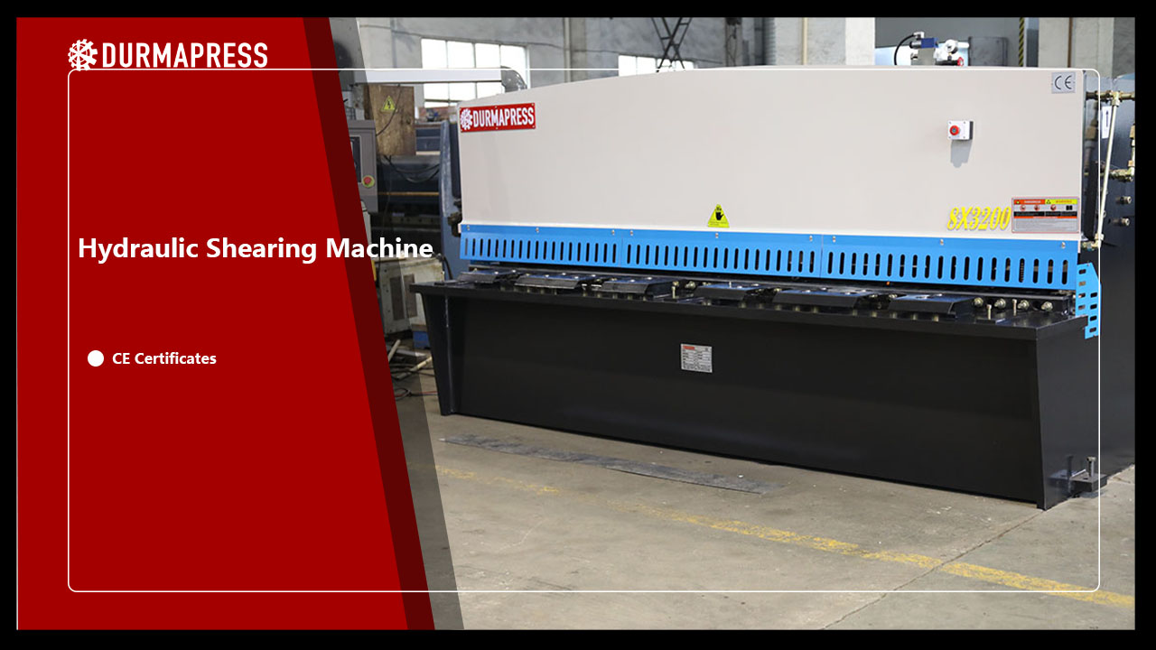How to avoid the shear error of the Hydraulic Guillotine Shearing Machine?