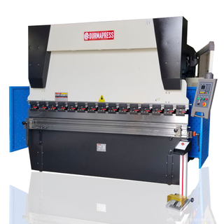 WC67K NC Hydraulic Press Brake- E200P ( X+Y Axis)