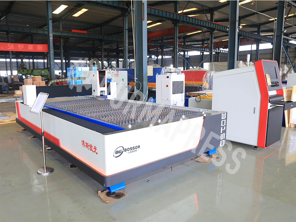 For these four types of workpieces, please use laser cutting equipment