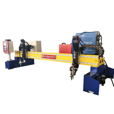 Gantry Type CNC Plasma Cutter